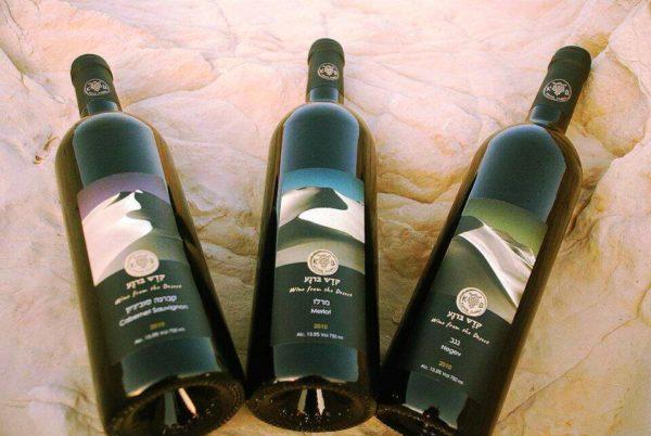 Negev Desert RN Winery -Vins casher/cacher d'Israël à Genève en Suisse -