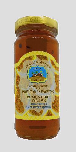 Moshav confiture passionfruit -Israeli-kosher-food-online-store-geneva-switzerland